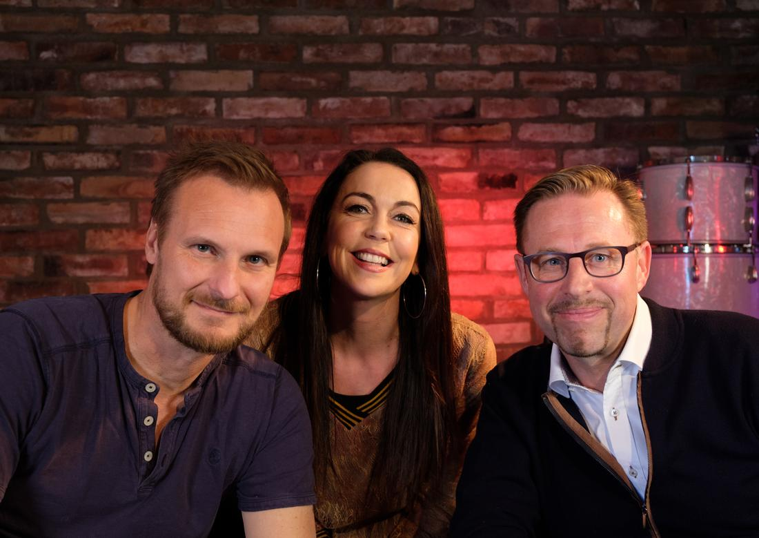 Stefan Andersson, Hanna Dahlberg and Nicolas Hassbjer